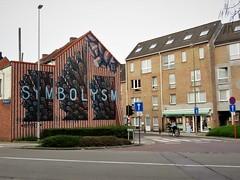 HNRX / Leuven - 16 apr 2019 (Ferdinand 'Ferre' Feys) Tags: belgique belgië streetart artdelarue graffitiart graffiti graff urbanart urbanarte arteurbano ferdinandfeys belgium leuven louvain hnrx