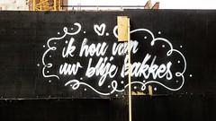 Straatletters / Leuven - 16 apr 2019 (Ferdinand 'Ferre' Feys) Tags: belgique belgië streetart artdelarue graffitiart graffiti graff urbanart urbanarte arteurbano ferdinandfeys belgium leuven louvain
