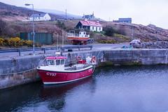 Northbay, Isle of Barra (Briantc) Tags: scottishborders westernisles barra isleofbarra northbay harbour