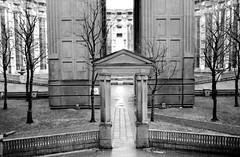 IMG_0004-4 (Msimplepleasure) Tags: film analog bw mono buildings france paris surreal urban blackandwhite blackwhite tree