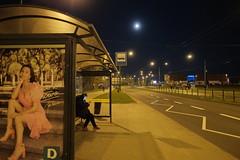 Tychy (nightmareck) Tags: tychy śląskie górnyśląsk silesia polska poland europa europe fujifilm fuji fujixt20 fujifilmxt20 xt20 apsc xtrans xmount mirrorless bezlusterkowiec xf16mm xf16mmf14rwr fujinon primelens night handheld fullmoon