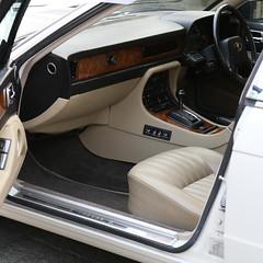 Jaguar XJ6 Interior (MikeOB64) Tags: jaguar car automobile classic british saloon wood leather interior burr xj6
