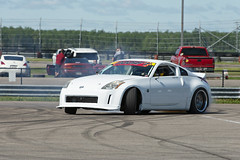 DSC_1372 (Find The Apex) Tags: nolamotorsportspark nodrft drifting drift cars automotive automotivephotography nikon d800 nikond800 nissan 350z nissan350z z33 nismo