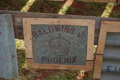 Baldwins (Runabout63) Tags: baldwins galvanized iron murraybridge