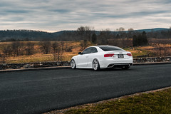 BC FORGED AUDI RS5 5 (Arlen Liverman) Tags: exotic maryland automotivephotographer automotivephotography aml amlphotographscom car vehicle sports sony a7 a7iii audi rs5 nature country bc forged bcforged bagged