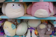 Walgreens Easter Holiday Aisle 3-21-19 03 (anothertom) Tags: iowacoralville walgreens shopping store easter holidayitems ears cuteplushies plushtoys soft 2019 sonyrx100ii