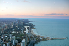 Chicago (morganyanez) Tags: chicago nikon d7100 35mm travel spring 2019 april city beautiful il 360 tilt lake michigan