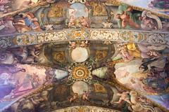 Bóveda de la iglesia de San Nicolás, Valencia 03 (dorieo21) Tags: fresco fresque iglesia church église