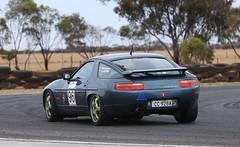 1989 Porsche 928S4, Mark Coupe (Runabout63) Tags: porsche 928 mallala