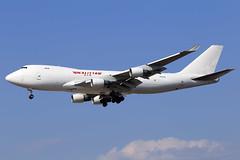 Kalitta Air  Boeing 747-4B5(F/SCD) N701CK (widebodies) Tags: frankfurt main fra eddf widebody widebodies plane aircraft flughafen airport flugzeug flugzeugbilder kalitta air boeing 7474b5fscd n701ck