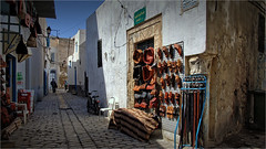 Sousa. Tunisia (lucjanglo) Tags: tunisia sousa travel africa medina sigma