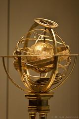 Armillary Clock (c.1550) (Bri_J) Tags: britishmuseum london uk museum historymuseum nikon d7500 armillaryclock clock springdrivenwithfusee vergeescapement jeandelagarde blois france armillarysphere