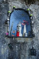 Notre-Dame des Gouilles @ Hike to Montagne de la Mandallaz & Lac de la Balme de Sillingy (*_*) Tags: 2019 printemps spring savoie afternoon march annecy 74 hautesavoie france europe sunny hiking mountain montagne nature walk marche jura mandallaz christian mary marie virgin vierge shrine catholic randonnee sillingy notredamedesgouilles oratoire