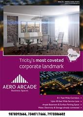 Aero Arcade Mohali (mercuryproperties) Tags: aero arcade mohali office space showrooms builtup floor