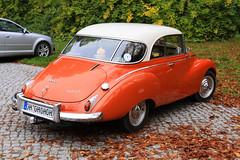 Auto Union 1000 S (02) (Stefan_68) Tags: deutschland germany auto automobil automobile automóvel automóvil car voiture coche oldtimer classiccar autounion dkw 1000s