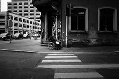 veteran (gato-gato-gato) Tags: apsc fuji fujifilmx100f street streetphotography x100f zurich autofocus flickr gatogatogato pocketcam pointandshoot streettogs wwwgatogatogatoch black white schwarz weiss bw blanco negro monochrom monochrome blanc noir strasse strase onthestreets streetpic streetphotographer mensch person human pedestrian fussgänger fusgänger passant schweiz switzerland suisse svizzera sviss zwitserland isviçre zuerich zurigo zueri fujifilm fujix x100 x100p digital