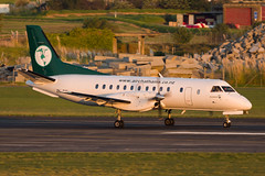 Air Chathams Saab 340 (Daniel Talbot) Tags: akl airchathams auckland aucklandairport aucklandregion nzaa newzealand northisland sf34 saab saab340 teikaamāui zkciy aircraft airplane airplanes airport autumn aviation evening maker oceania plane season seasons transportation