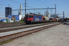 SBB Re 6/6 - Re 620 57 (railwaymagic) Tags: sbb re 66 620 pratteln ferrovie treni railways trains züge eisenbahn chemin de fer