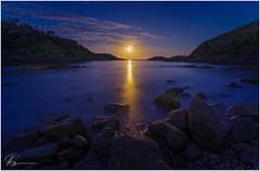Moonrise @ 15mm ... (e0nn) Tags: pentaxdfa1530wr hdpentaxdfa1530mmf28edsdmwr pentax pentaxk1 ricoh luminar3 skylum affinityphoto shellharbour bushrangersbay moonrise moon night nocturnal steveselbyphotography steev steveselby