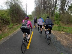2019 Bike 180: Day 47 - Tacos and Beer Ride (mcfeelion) Tags: cycling wod restonva spring bike bicycle bike180 2019bike180