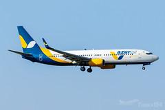 UR-UTQ | Azur Air Ukraine | Boeing 737-83N | BUD/LHBP (Tushka154) Tags: hungary spotter 737nextgeneration ferihegy budapest azurairukraine 737800 urutq boeing 73783n 737 737ng aircraft airplane avgeek aviation aviationphotography boeing737 boeing737nextgeneration boeing737ng budapestairport lhbp lisztferencinternationalairport planespotter planespotting spotting