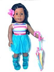 Rainbow Unicorn MLA fashion (Bubblegum18) Tags: