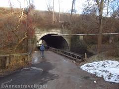 Corbett's Glen Tunnel (AnnesTravels6) Tags: corbettsglen newyork penfield rochester tunnel railroad road