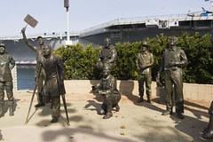 DAL_4137r (crobart) Tags: national salute bob hope military tuna harbor harbour park san diego waterfront