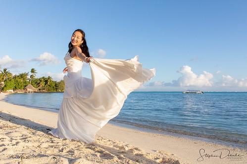 Chen Familly - Bora Bora Matira Beach