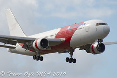 DSC_3917Pwm (T.O. Images) Tags: n604kw eastern swift air dynamic airways boeing 767 767200 mia miami florida