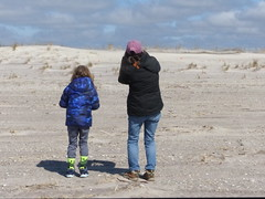 Looking for Piping Plover (patricialindsay896) Tags: expedition 6 apr 2019