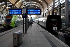 P1800047 (Lumixfan68) Tags: eisenbahn züge triebwagen baureihe mf dieseltriebwagen ic3 gumminase intercity dsb dänische staatsbahn