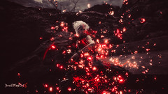 (Jessie Michaelis) Tags: devil may cry gaming devilmaycry game screenshot capcom dante v portrait