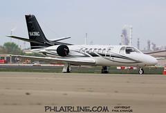 N43NC (PHLAIRLINE.COM) Tags: philadelphiainternationalairport kphl phl bizjet spotting spotter airline generalaviation planes flight airlines philly