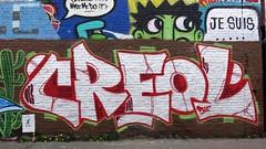 Creol / Leuven - 16 apr 2019 (Ferdinand 'Ferre' Feys) Tags: leuven louvain belgium belgique belgië streetart artdelarue graffitiart graffiti graff urbanart urbanarte arteurbano ferdinandfeys
