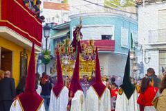"jesús nazareno ""el pobre"" (alienganímedes) Tags: color pobre procesión nazarenos vélezmálaga red andalucía people óleo ngc españa"