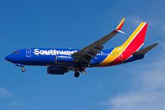 Southwest Airlines Boeing 737-700 N961WN (jbp274) Tags: sna ksna airport airplanes johnwayneairport boeing 737 southwest wn