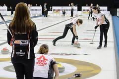 Team Einarson vs Team Fleury (Derek Mickeloff) Tags: canon 7d curling grand slam 2019 toronto players championship mattamy team einarson fleury