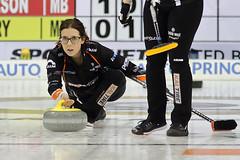 Selena Njegovan (Derek Mickeloff) Tags: canon 7d curling grand slam 2019 toronto players championship mattamy selena njegovan