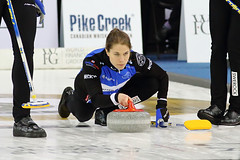 Anna Hasselborg (Derek Mickeloff) Tags: canon 7d curling grand slam 2019 toronto players championship mattamy anna hasselborg