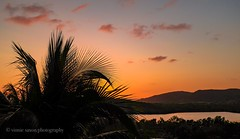 Marea del Portillo 2019 (vinnie saxon) Tags: sunset landscape cuba silhouette travel colors