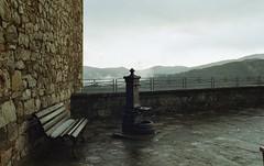 Cielo ed acqua (michele.palombi) Tags: chiusdino tuscany film 35mm kodak portra800 colortec c41 negativo colore