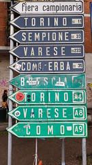 20190414_181231 (kriD1973) Tags: europa europe italia italy italien italie lombardia lombardei lombardie milano milan mailand street signs