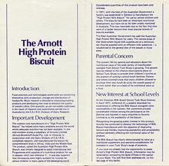 Arnott's (Bycroft Boy) Tags: biscuits abg arnotts arnottbrockhoffguest