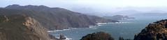DSC05824 - Nikon 100mm f2.8_stitch (wNG555) Tags: 2015 california sanfrancisco marincounty marinheadlands goldengatebridge pacificcoast cahwy1 muirbeachoverlook hawkhill