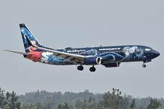 C-GWSZ (LAXSPOTTER97) Tags: cgwsz westjet boeing 737 737800 cn 37092 ln 3164 walt disney world paint scheme livery airport airplane aviation cyxx