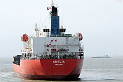 Amelia's Stern (zeesstof) Tags: zeesstof shortbreak relaxation photoassignment island galvestonisland maritime seasidecommunity texas southtexas ferry ferrycrossing bolivargalveston