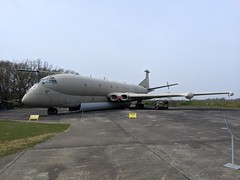 Hawker Siddeley Nimrod, Yorkshire Air Museum 2019 (Paul_Blakeman) Tags: hawkersiddeley nimrod raf yorkshire aircraft airmuseum