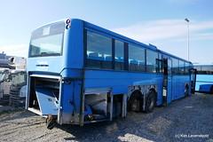 2003' Volvo B12M-65 Aabenraa 8500 (Kim-B10M) Tags: 2428 arriva midttrafik