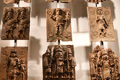 Benin Bronzes (16th Century) (Bri_J) Tags: britishmuseum london uk museum historymuseum nikon d7500 beninbronzes edopeople benin nigeria plaques africanart
